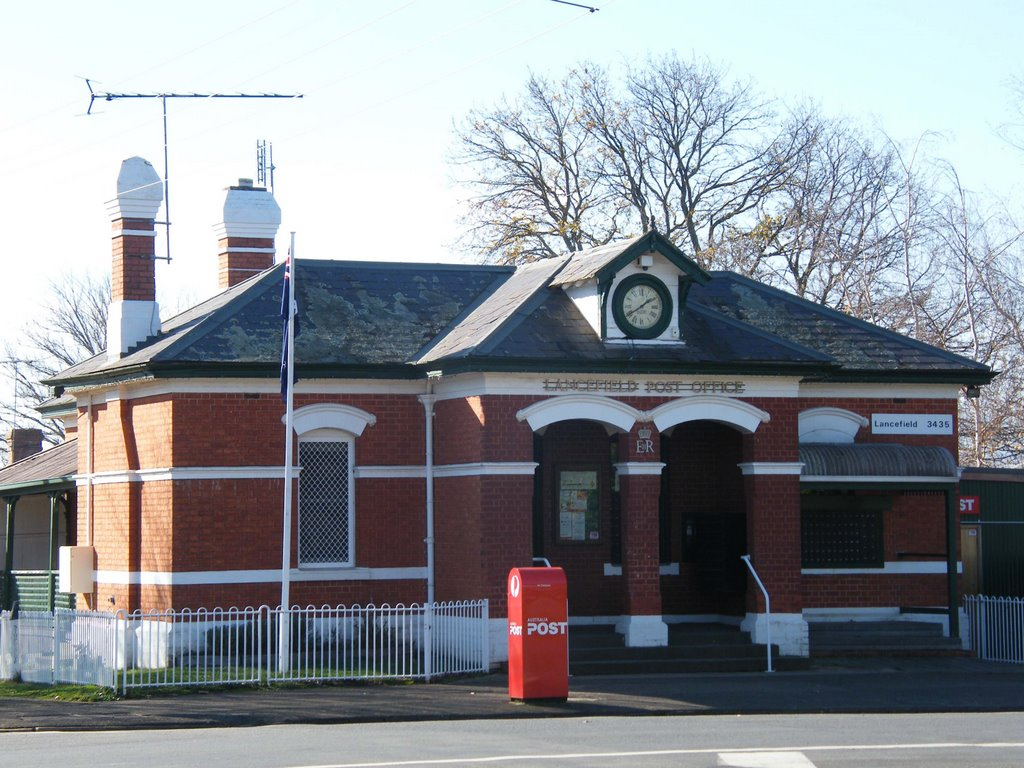 Post Office - Lancefield, Victoria