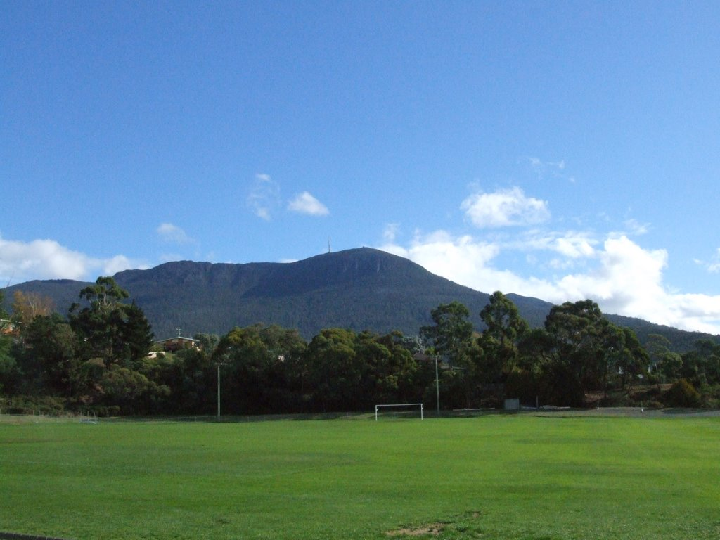 Mt Wellington, Hobart. Tasmania