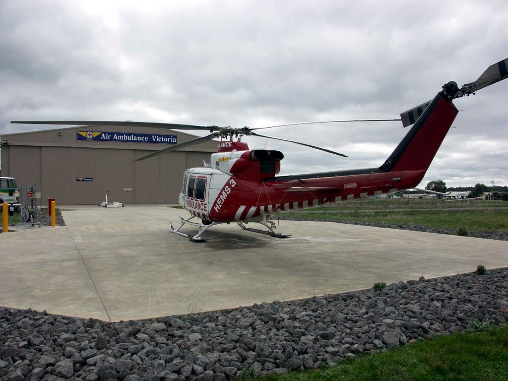 Air Ambulance Victoria - 2004