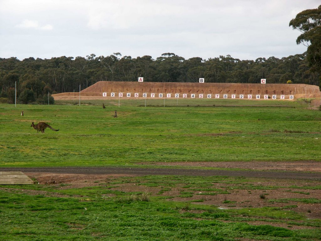 Wellsford Rifle Range - 2004