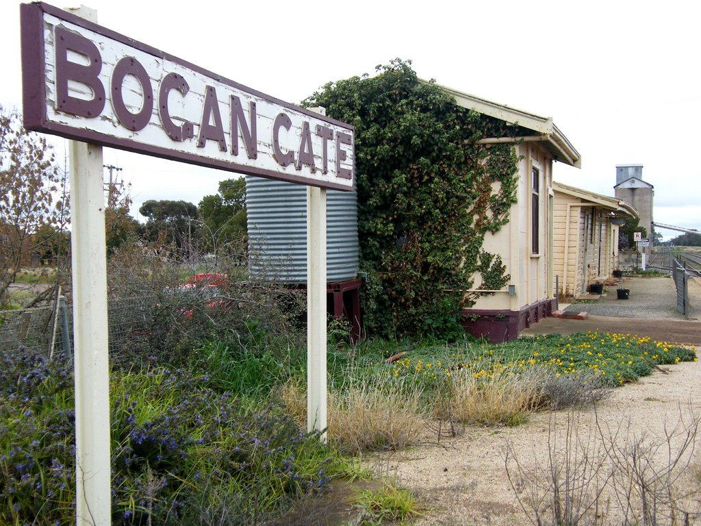 Bogan Gate Rail