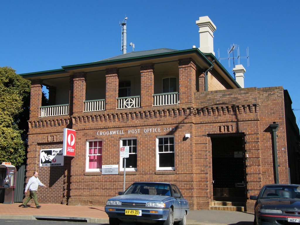 Post Office - Crookwell, NSW