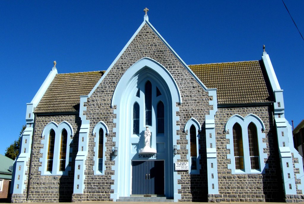 St Marys Church - Crookwell