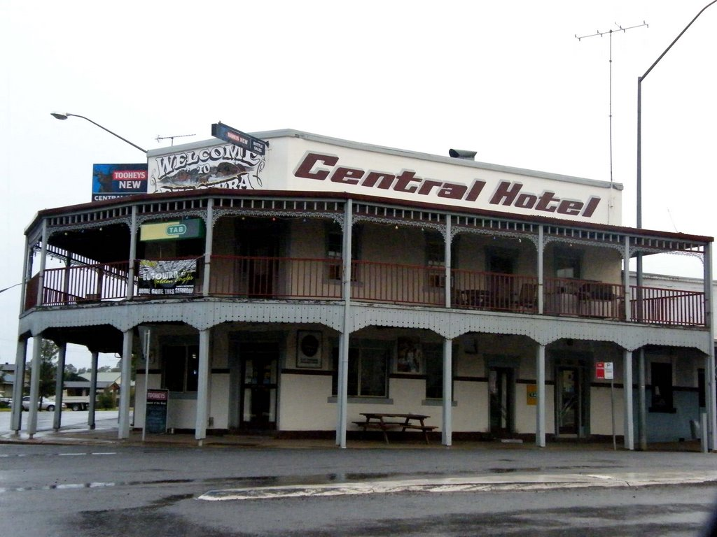 Central Hotel - Eugowra
