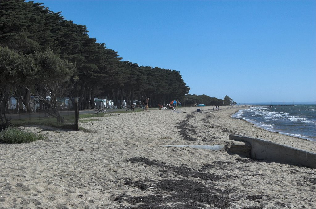 Beachfront at Portarlington