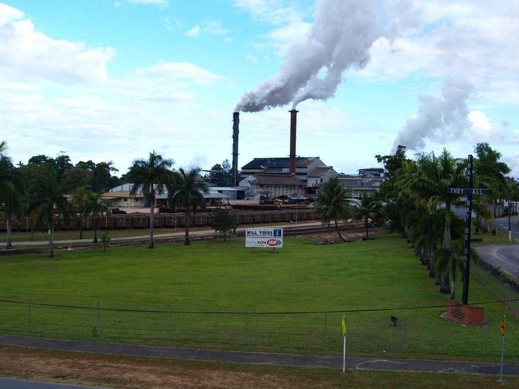 Tully Sugar Cane Factory