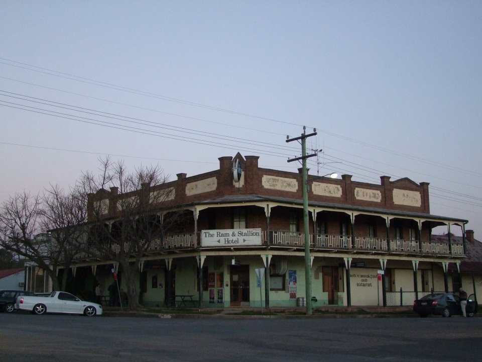 The Ram & Stallion Hotel