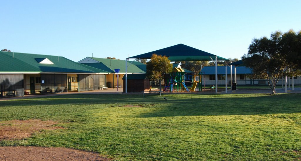 Harvest Christian School - main grounds