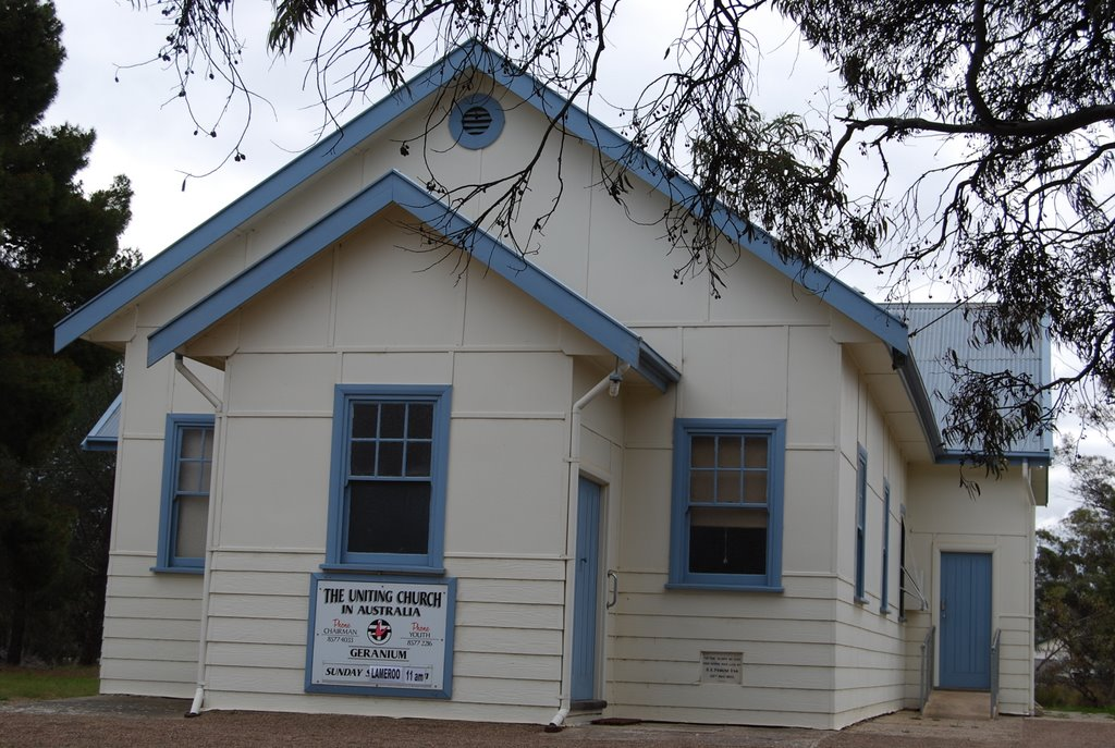 Uniting Church worship centre