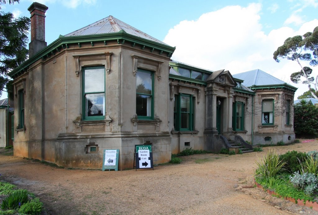 Buda historical home , Castlemaine