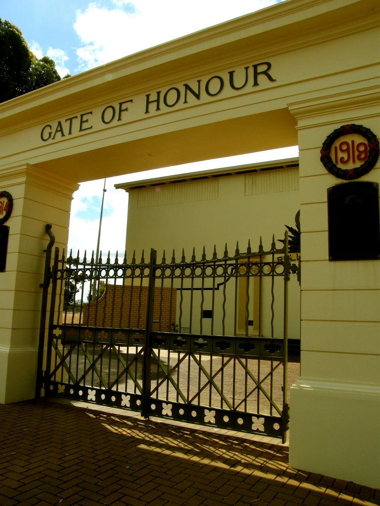Berri Gate of Honour