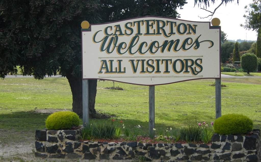 Roadside Welcome Casterton