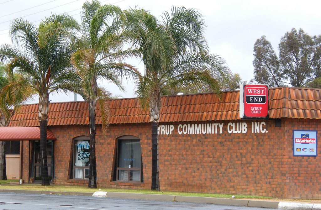 Lyrup Community Club