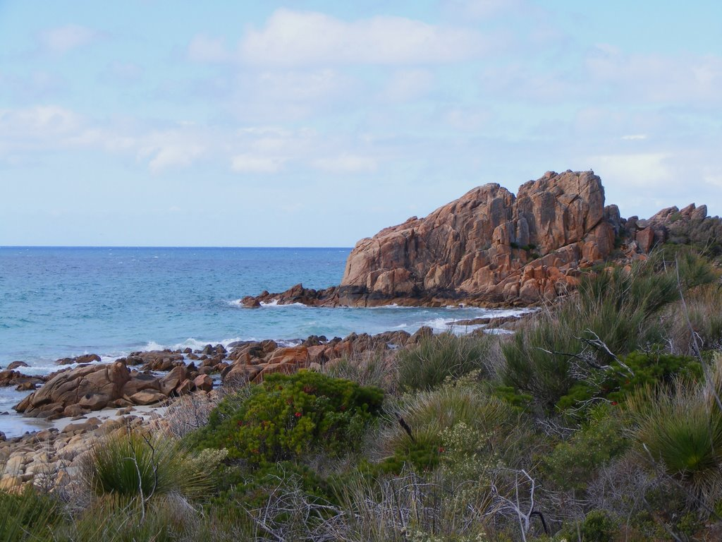 Castle Rock - South West Coast - Western Australia