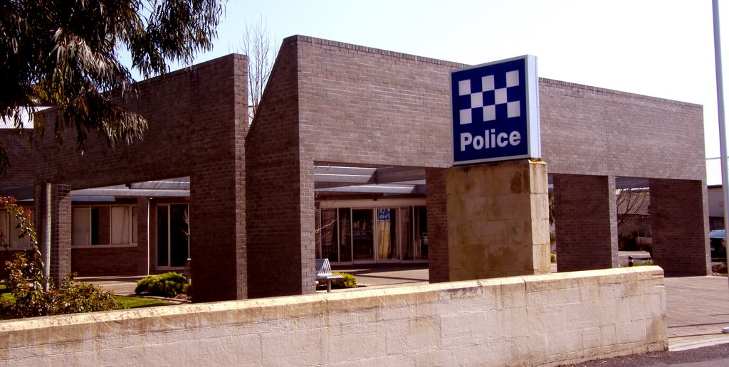 Mt Gambier Police