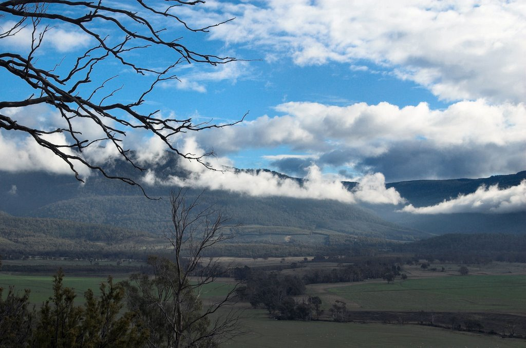 Western Tiers from Poatina