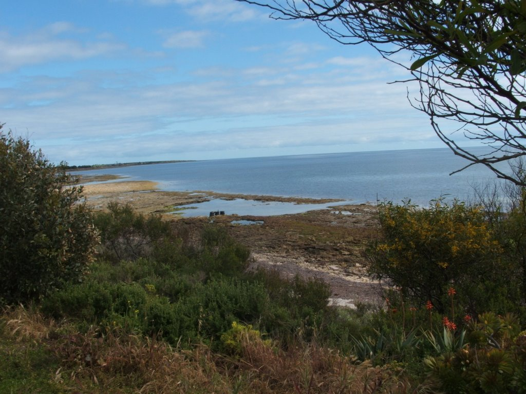 Point Turton south  from front verandah