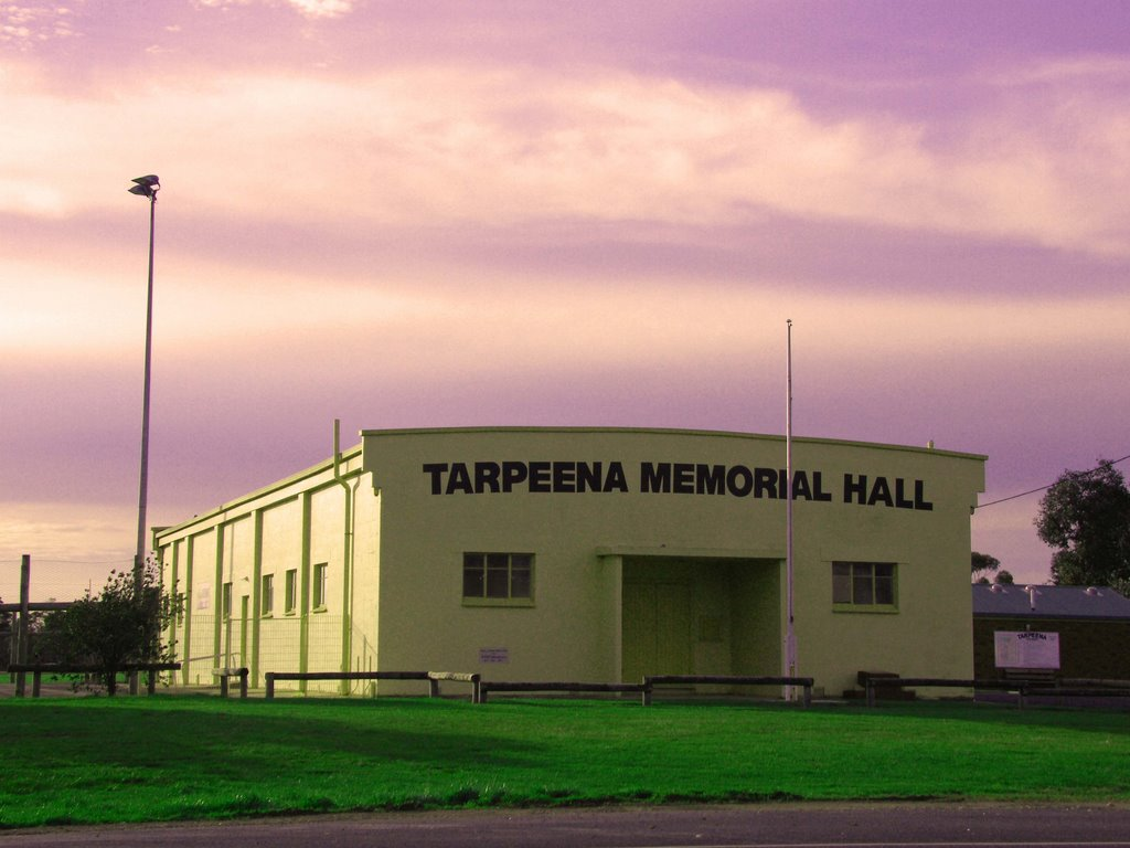 Tarpeena Memorial Hall