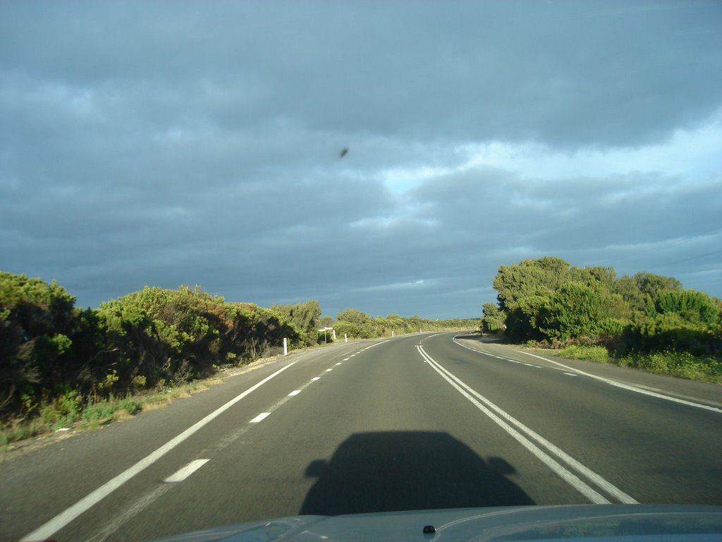 Princes Highway between Portland and Port Fairy