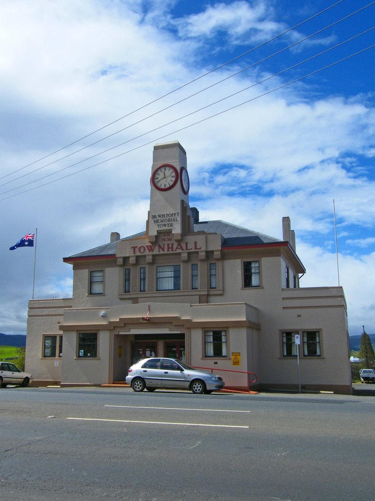 Campbell Town Town Hall