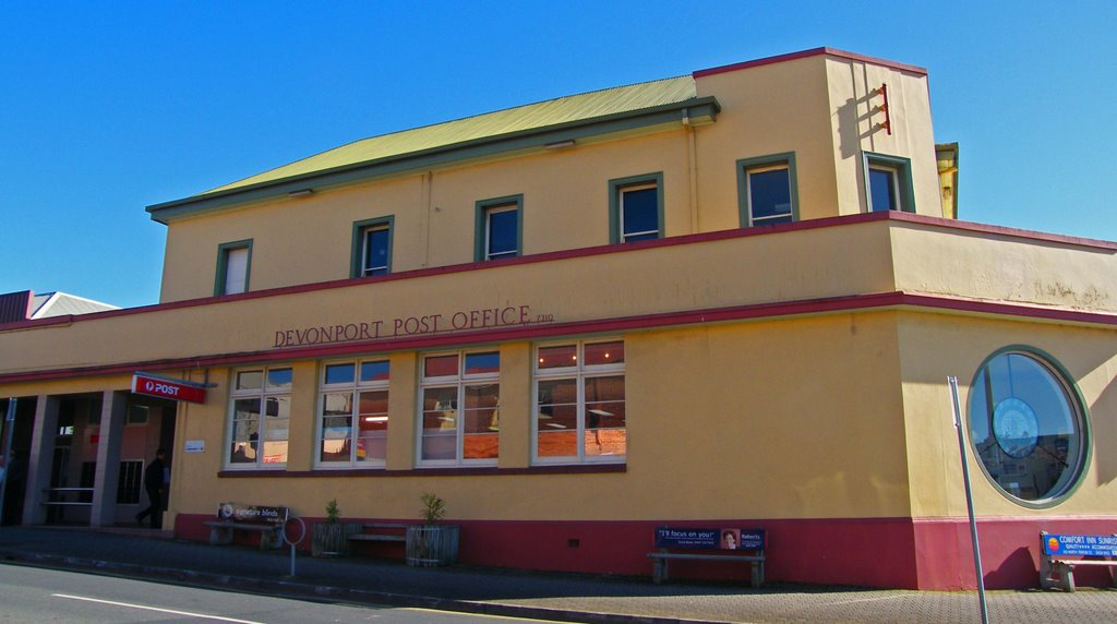 Post Office - Devonport, Tasmania