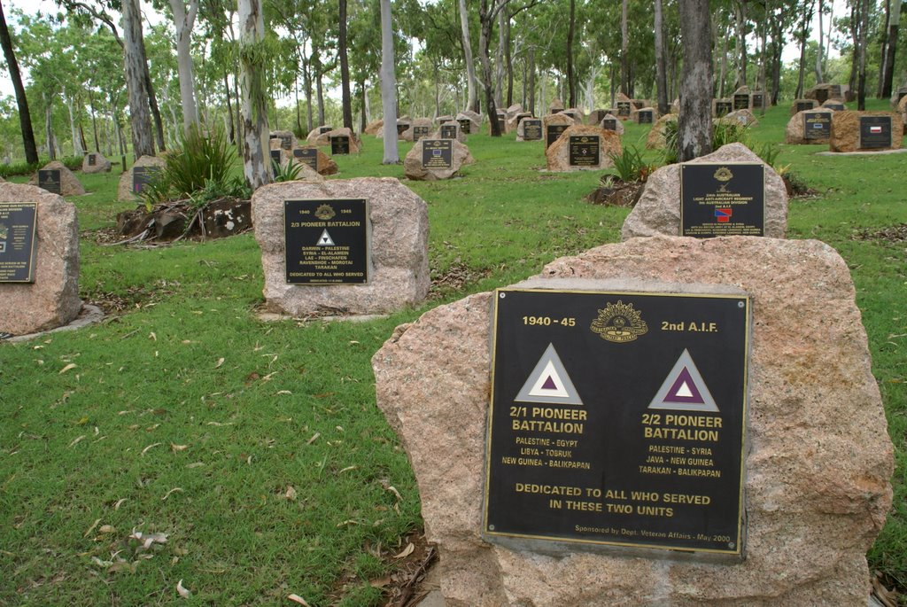 War Memorial Site, Atherton Tablelands