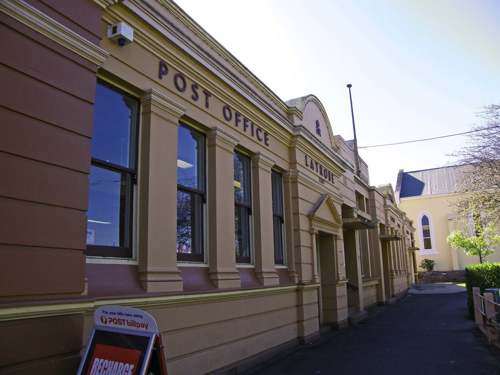 Post Office - La Trobe