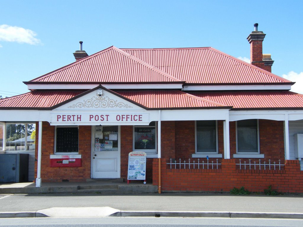 Perth Post Office