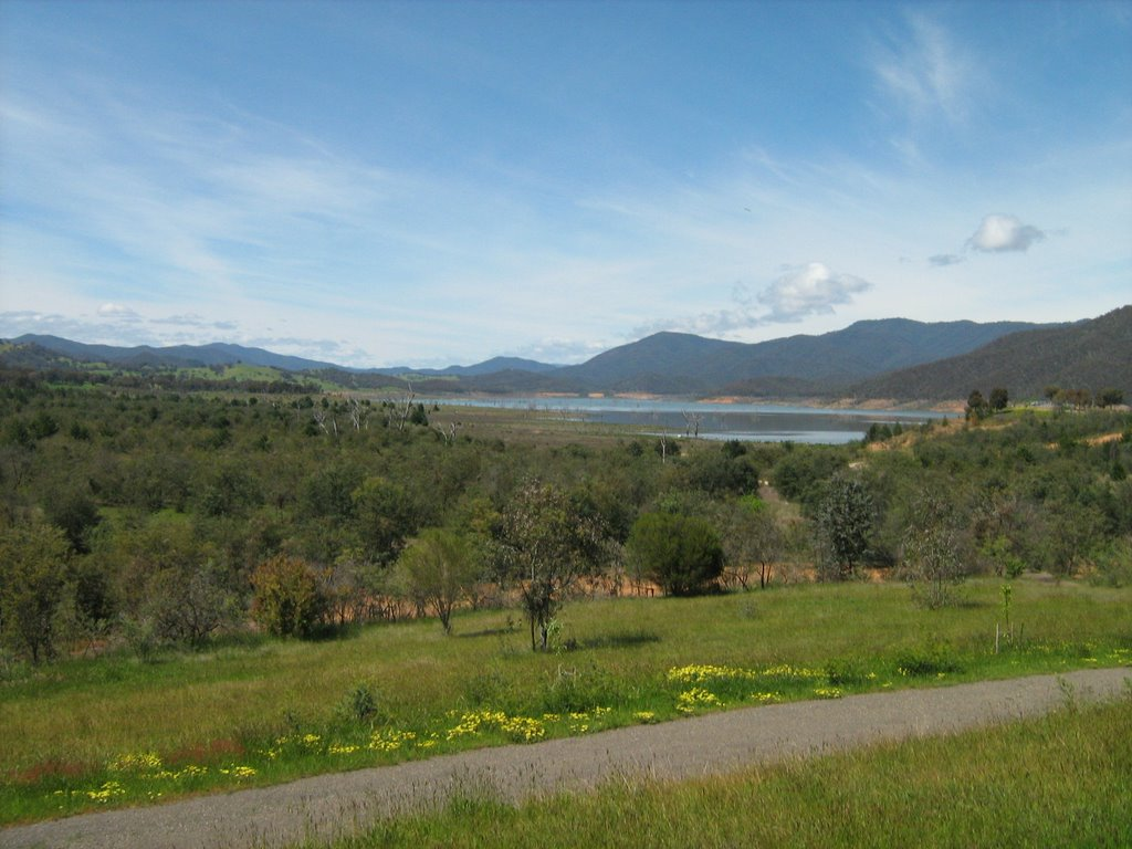 Lake Eildon from Goughs Bay, Vic