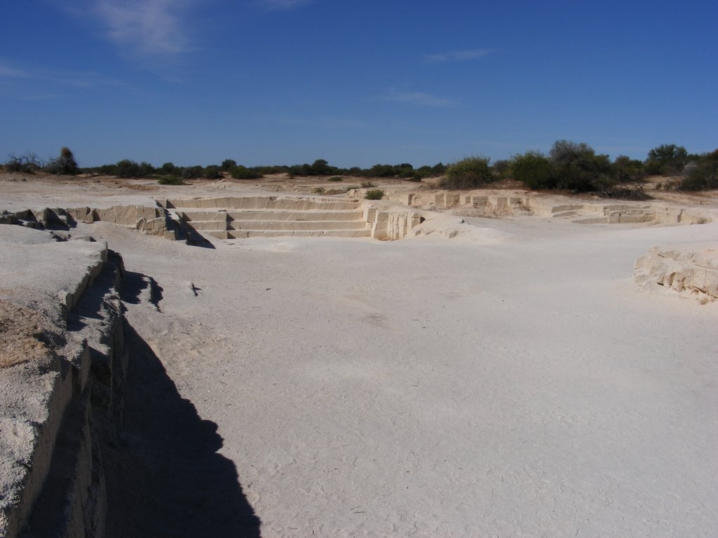 Shell Quarry, Hamelin Pool, WA