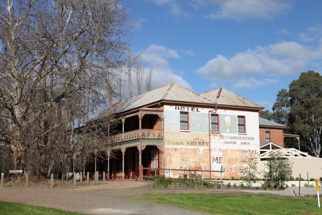 Murchison Historical Hotel
