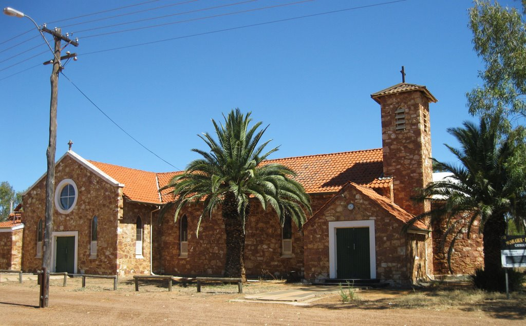 Morawa WA Catholic Church