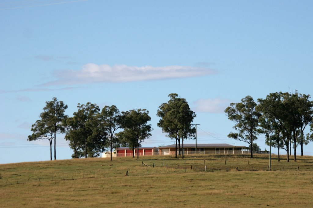 Home on the Hill, Laidley, Q