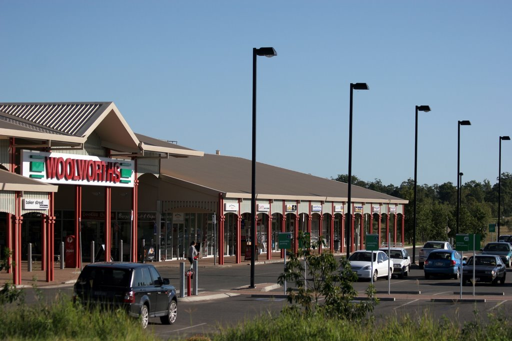 Plainland Shopping Centre, Laidley, Q