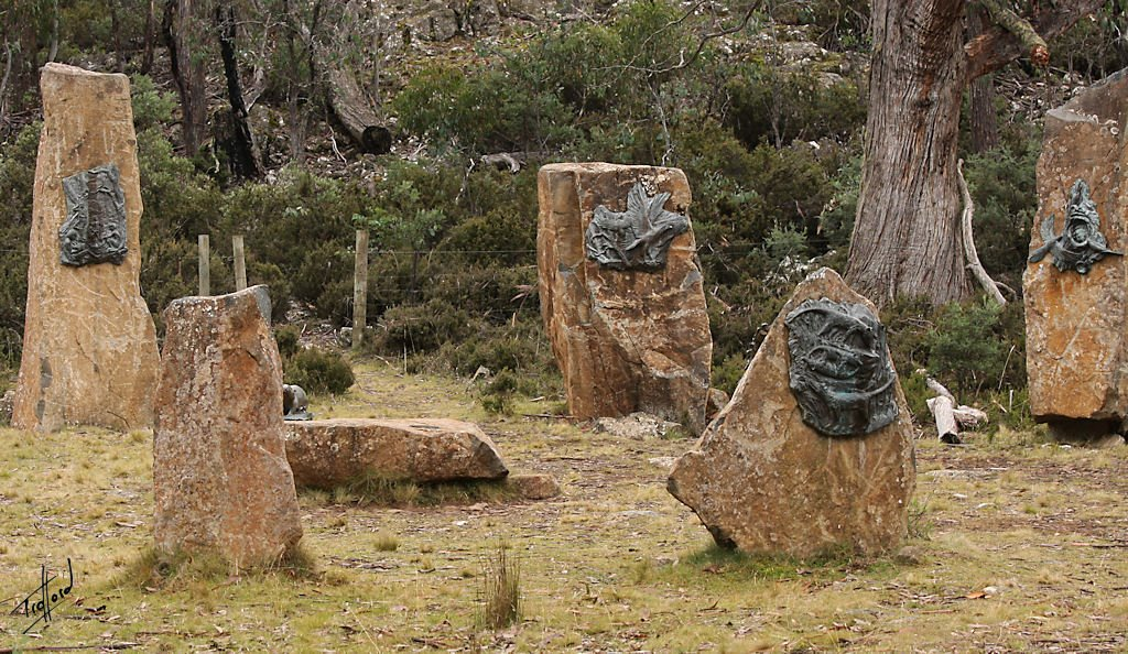 The Steppes Stones