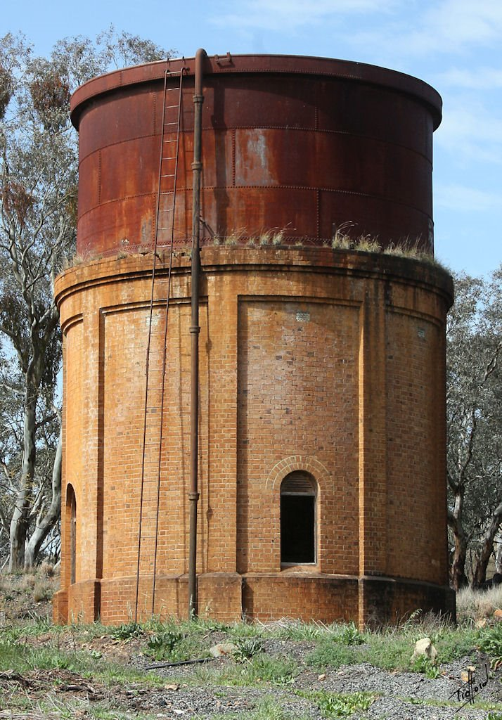 Railway Water Tower