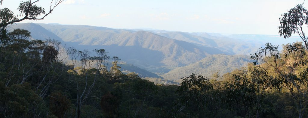 Wollondilly River Valley