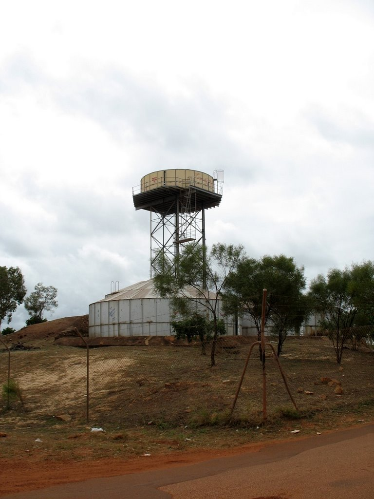 Numbulwar Water Tower