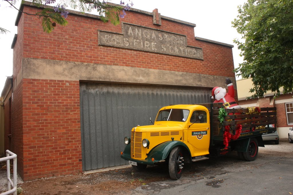 Angus Park Fire Station, Angaston