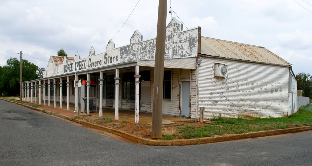 Boree Creek General Store (closed)