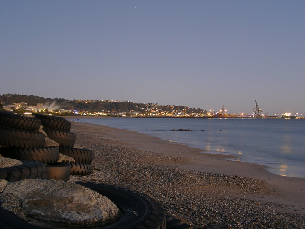 City of Burnie, early morning