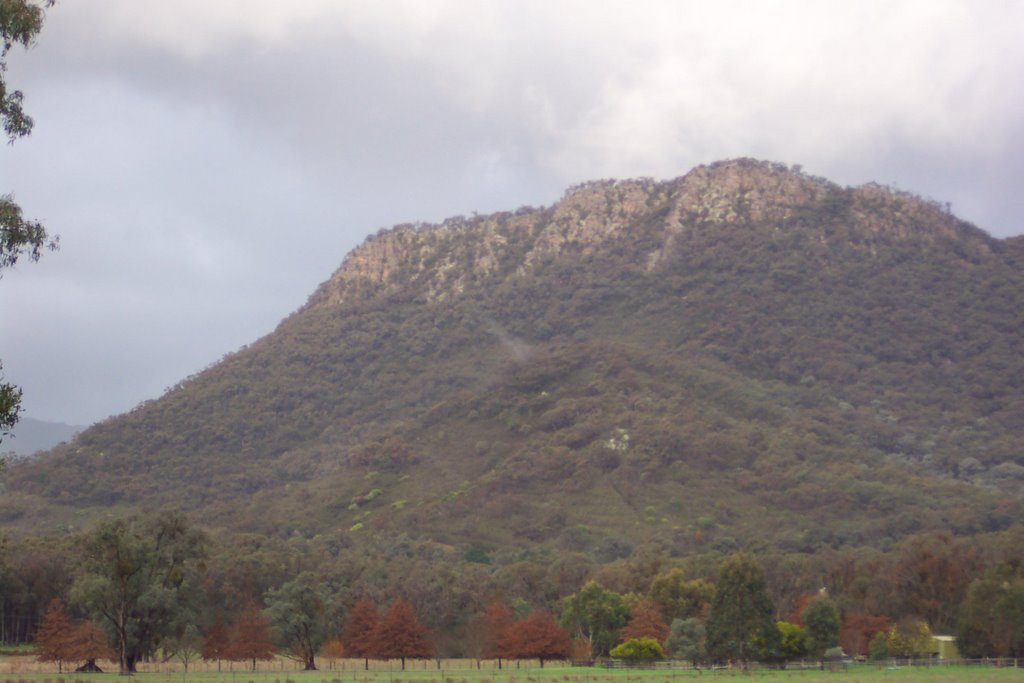 Mt Cathedral, Cathedral Ranges, Taggerty, Victoria