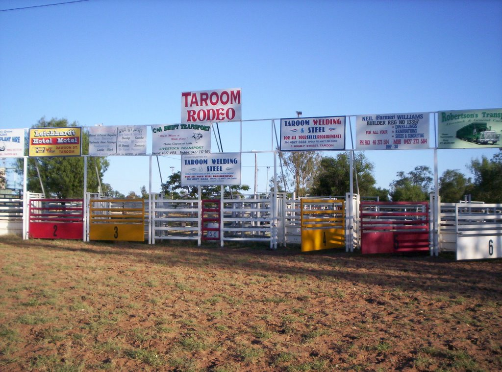 Taroom Rodeo Ground