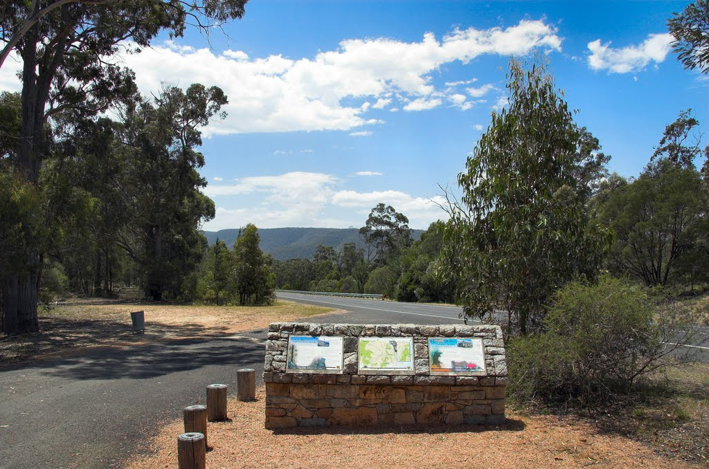 Welcome to the High Country, Monaro Highway