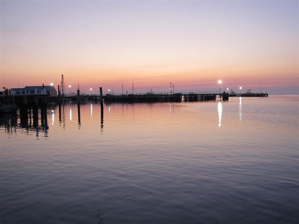 The Port at Dawn