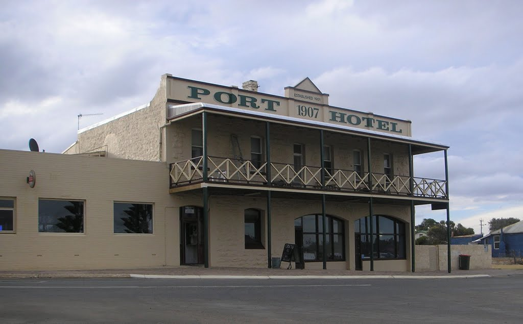 Port Hotel in Hopetoun