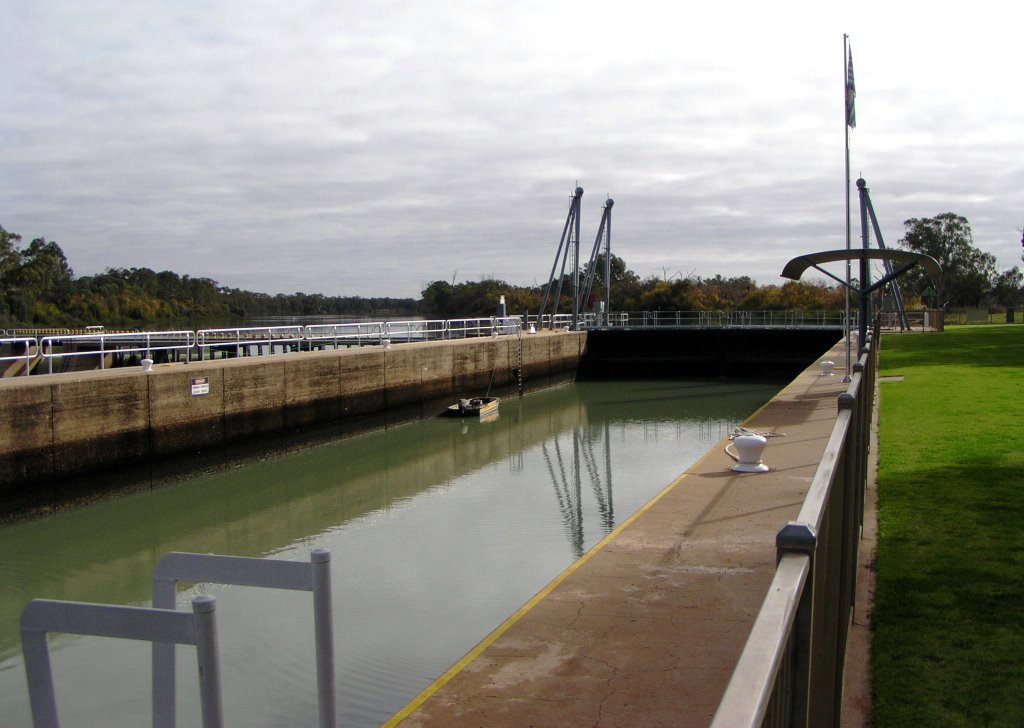 Lock 4, near Loxton