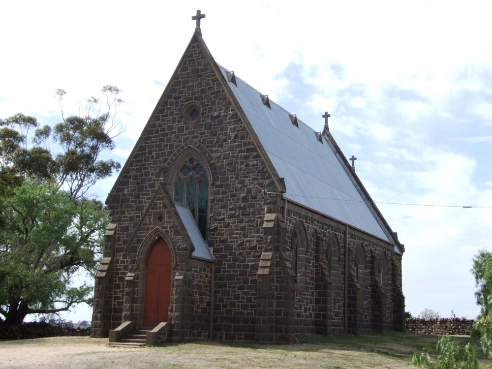 Redesdale church