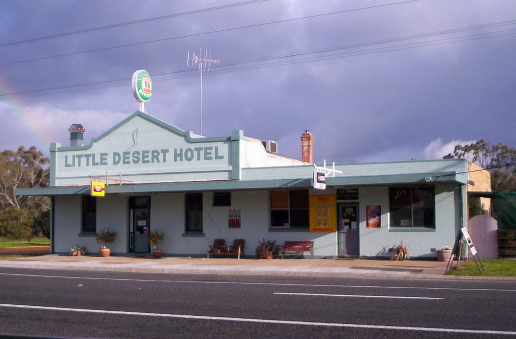 Little Desert Hotel
