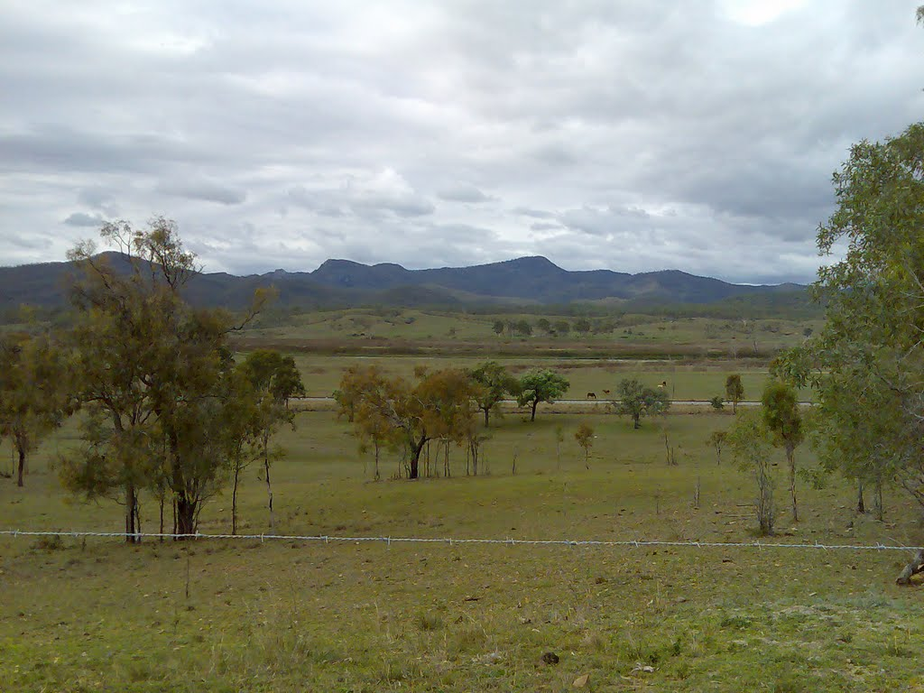 Boyne Valley, Qld